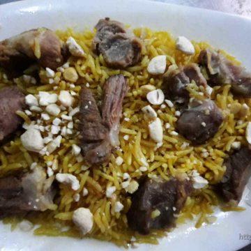 Mutton Pulao / Biryani / Fried Rice